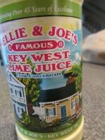 Key lime juice.