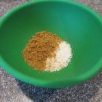 Kosher salt + cumin