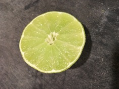 Juice from 1/2 a lime added to each packet.