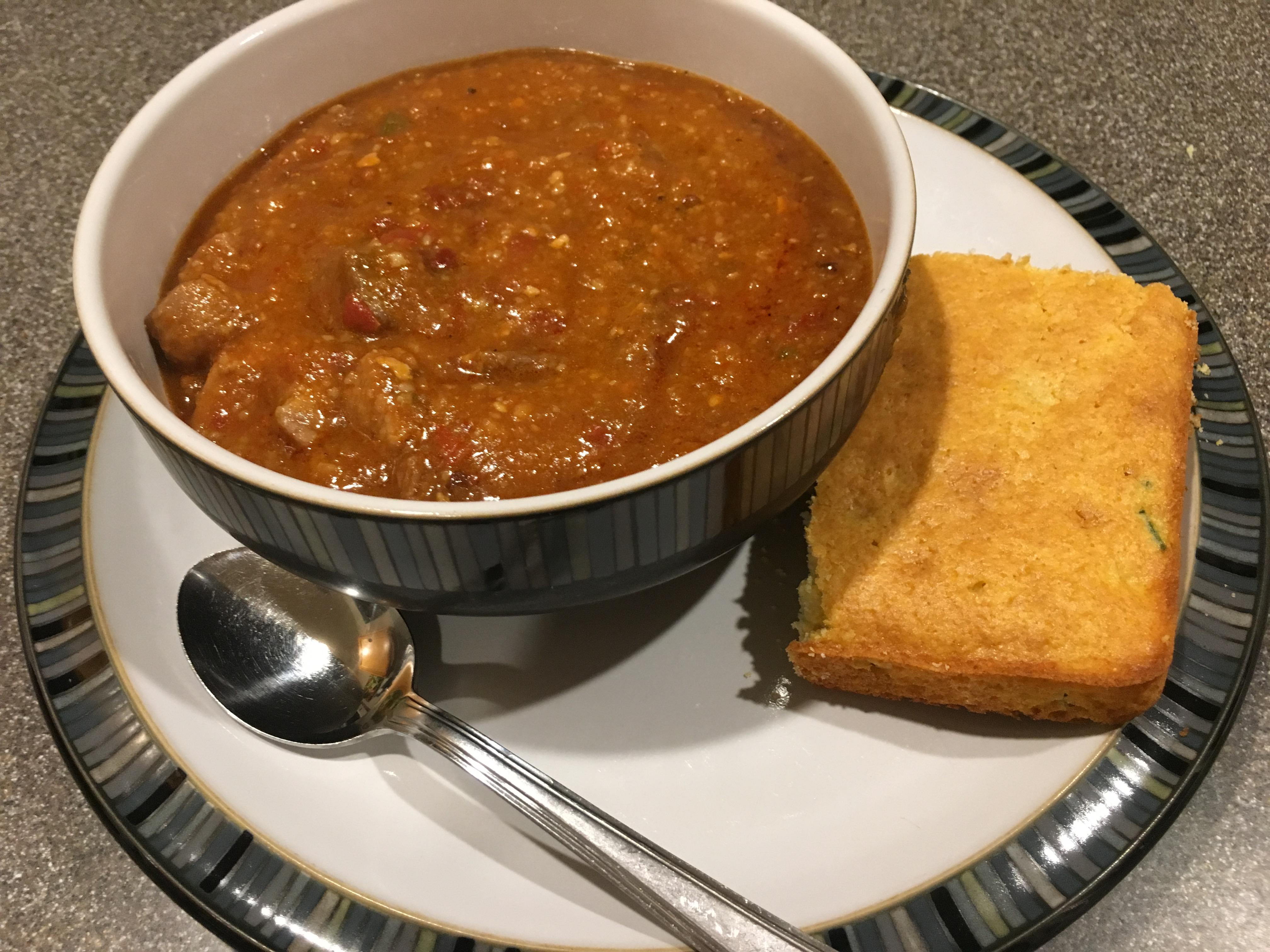 Episode 110 The Big Chili Allison Cooks Alton S Good Eats